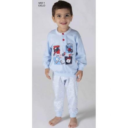 GARY PIGIAMA BABY COTONE G10015