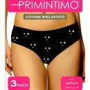 PRIMINTIMO 3 SLIP DONNA WP371