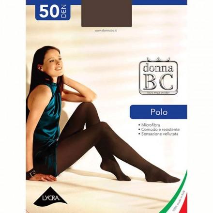 BC 6 PAIA COLLANT DONNA MICROFIBRA POLO 50