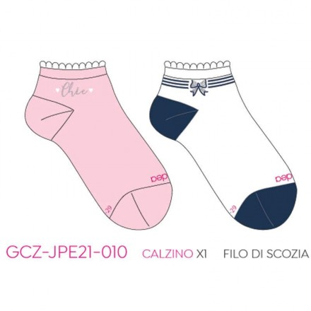 JADEA 6 PAIA CALZA BIMBA FILO DI SCOZIA GCZ-JPE21010