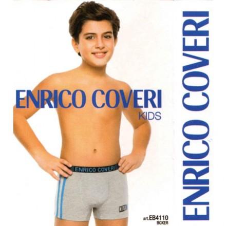 ENRICO COVERI 6 BOXER JUNIOR COTONE ELASTICIZZATO EB4110