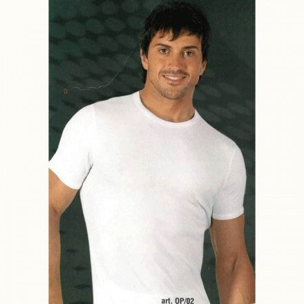 SPEEDYLINE T-SHIRT UOMO MEZZA MANICA INTERLOCK OP02