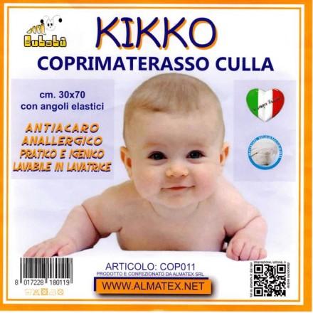 ALMATEX COPRIMATERASSO CULLA COP011