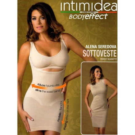 INTIMIDEA SOTTOVESTE MODELLANTE 810152