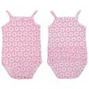 ELLEPI 3 BODY BABY COTONE SPALLINA STRETTA 4853