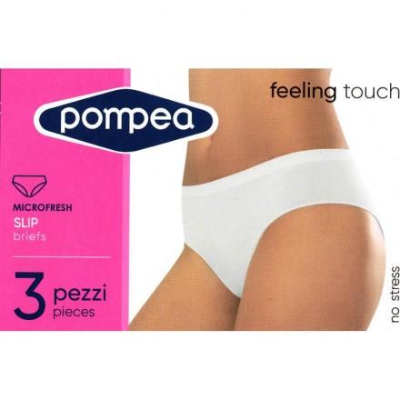 POMPEA 3 SLIP DONNA MICROFIBRA 89623973