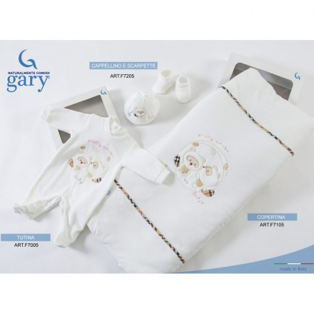 GARY COPERTINA BABY CINIGLIA F7105