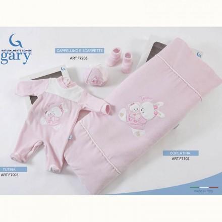 GARY COPERTINA BABY CINIGLIA F7108